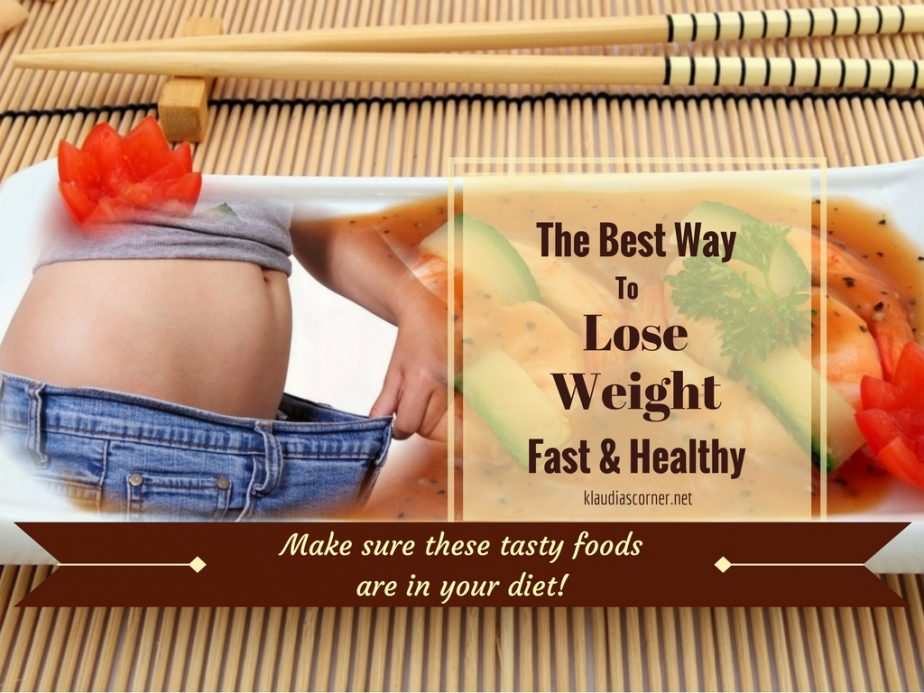 healthy way to lose weight fast in menopause