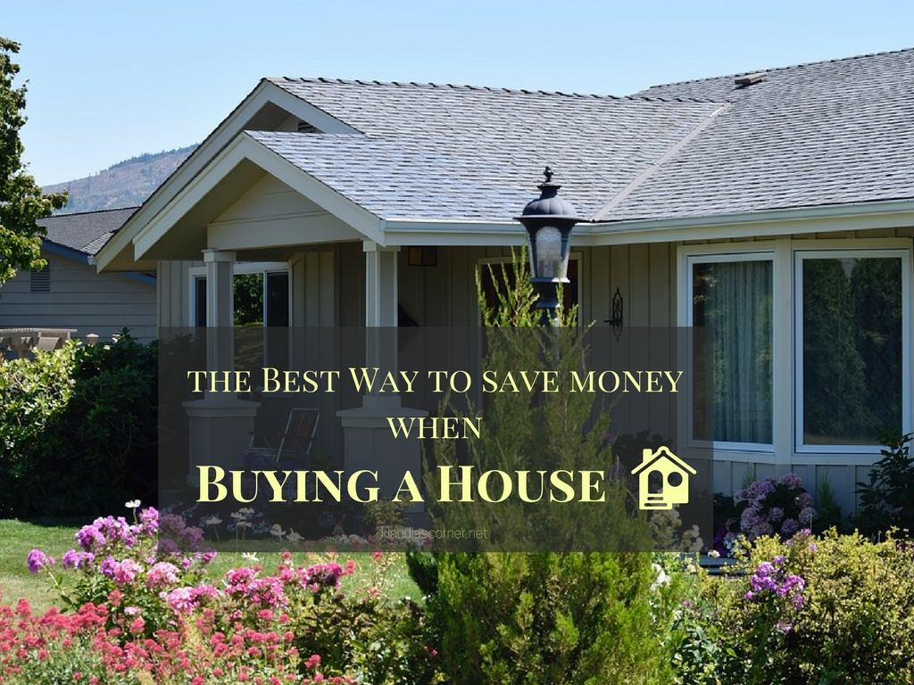 Buying a house at the top of your budget save money on for Save money building a house
