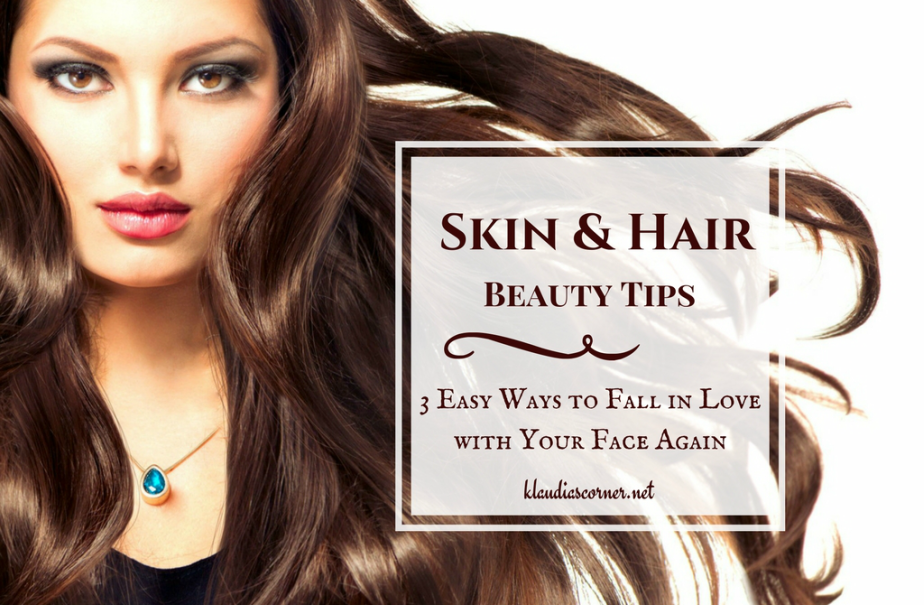 How To Look Beautiful & Fall In Love With Your Face Again