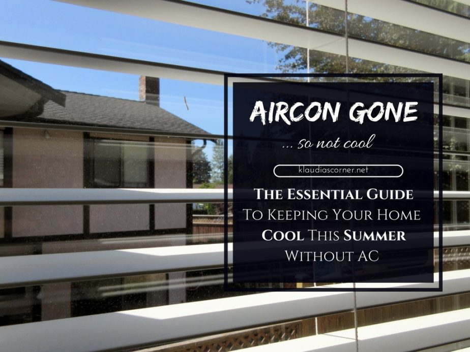 How To Keep Your House Cool Without Ac Essential Guide