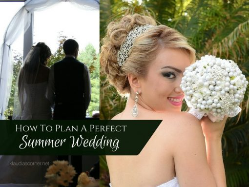 The Ultimate Wedding Planning Checklist How To Plan A Wedding: How To Plan A Summer Wedding