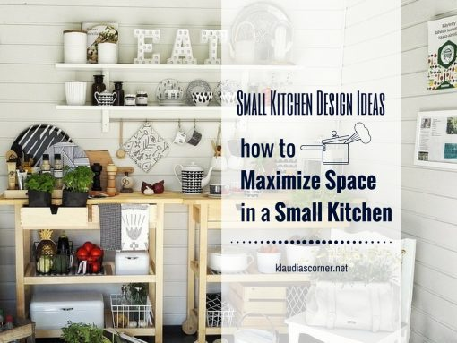 How To Deal With Kitchen Cabinets That Are Too High